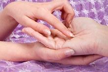 mains dans Chiromancie