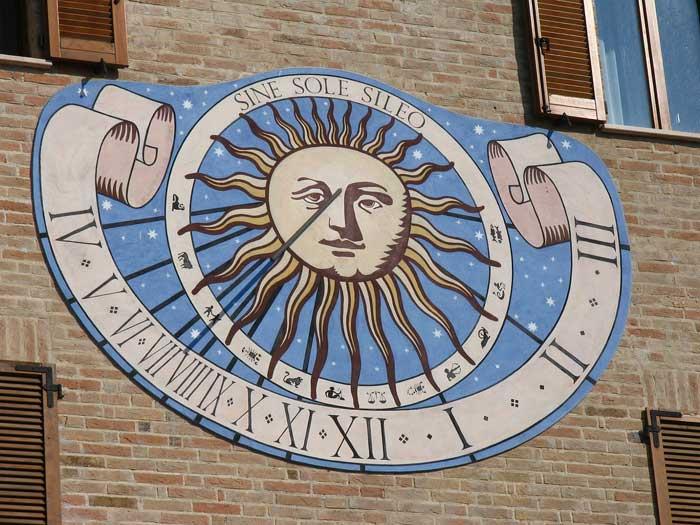 cadrans solaires