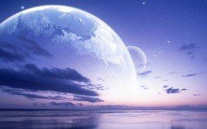 La Terre vue du ciel dans Astronomie cosmologique-300x187